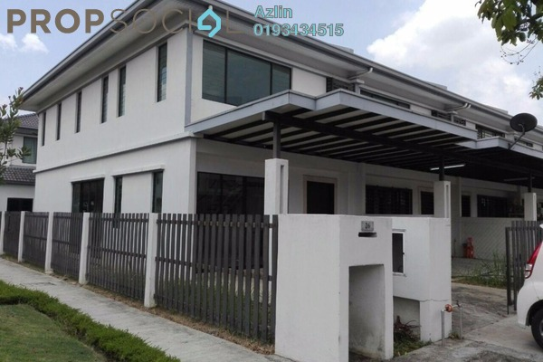 For Sale Terrace at Ken Rimba, Shah Alam Freehold Unfurnished 4R/3B 700k