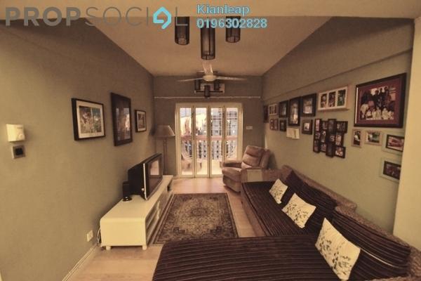 For Sale Apartment at Sri Cempaka Apartment, Kajang Freehold Semi Furnished 3R/2B 290k