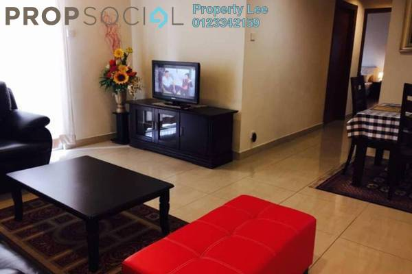 For Rent Condominium at Anggun Puri, Dutamas Freehold Fully Furnished 4R/4B 3k