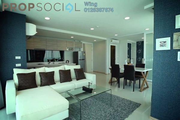 For Sale Condominium at Taman Pinggiran Templer, Selayang Leasehold Semi Furnished 3R/2B 302k