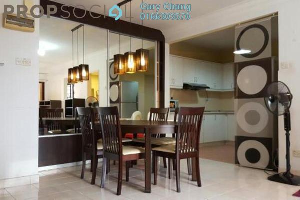 For Rent Condominium at Palm Spring, Kota Damansara Leasehold Fully Furnished 3R/2B 1.65k
