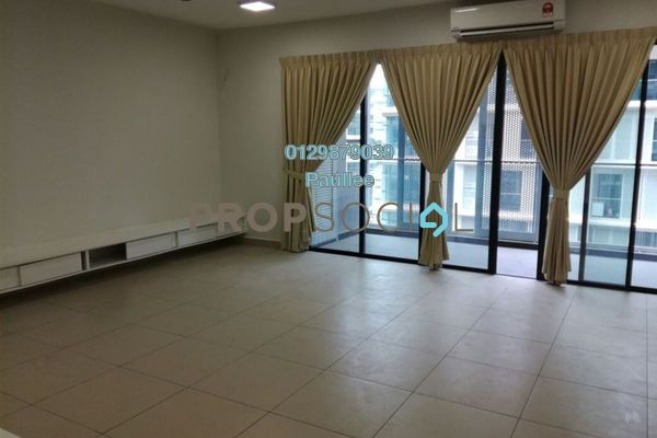 For Rent Condominium at Verde, Ara Damansara Freehold Semi Furnished 3R/2B 2.4k