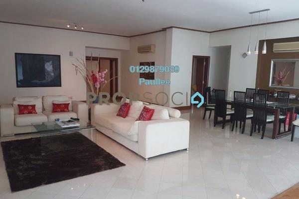 For Rent Condominium at Suasana Sentral Condominium, KL Sentral Freehold Fully Furnished 5R/5B 9k