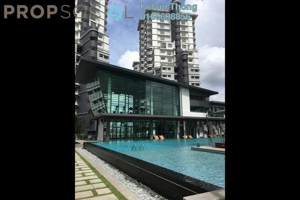 For Sale Condominium at Maisson, Ara Damansara Freehold Fully Furnished 0R/3B 9.52m