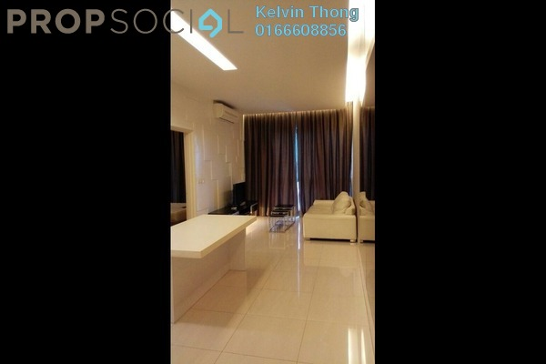 For Sale Condominium at Tropicana City Tropics, Petaling Jaya Freehold Fully Furnished 2R/2B 650k