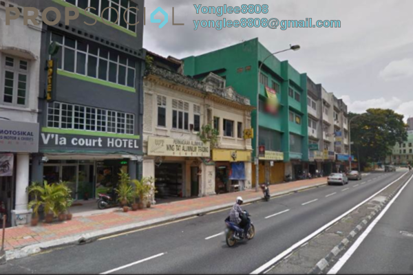 For Rent Shop at Pudu Plaza, Pudu Leasehold Fully Furnished 0R/0B 5k