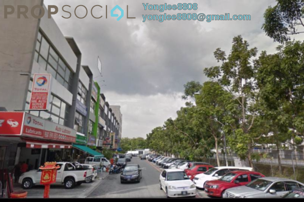 For Rent Shop at Lake Fields, Sungai Besi Leasehold Fully Furnished 0R/0B 4.7k