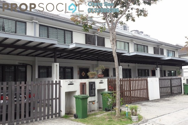 For Sale Terrace at Ken Rimba, Shah Alam Freehold Unfurnished 4R/3B 588k