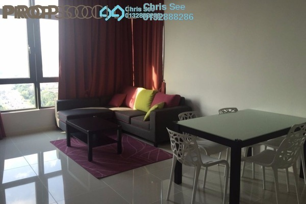 For Rent Condominium at Tropicana Avenue, Tropicana Leasehold Fully Furnished 2R/2B 2.8k