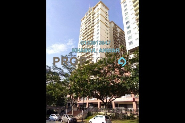 For Sale Condominium at D'Alamanda, Cheras Leasehold Unfurnished 3R/2B 580k