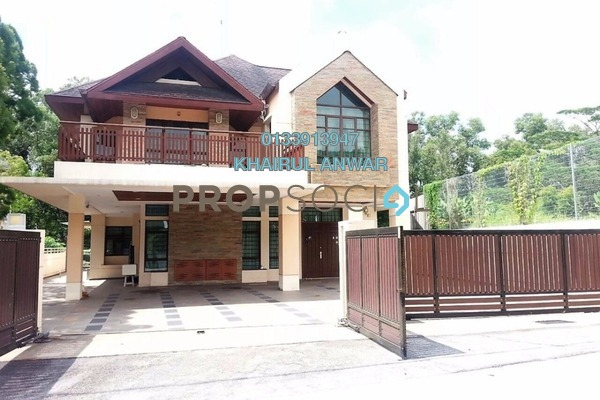 For Sale Bungalow at Taman Bukit Damansara, Damansara Heights Freehold Semi Furnished 8R/8B 6.8m