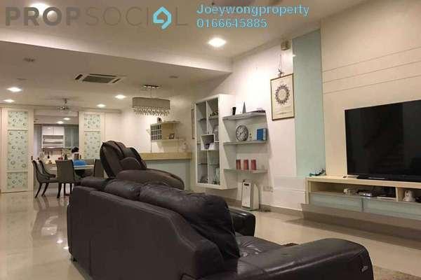 For Sale Terrace at USJ Heights, UEP Subang Jaya Freehold Semi Furnished 6R/6B 1.45m