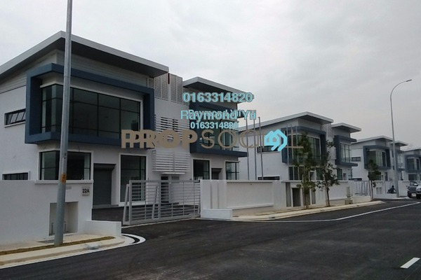 For Rent Factory at Gateway 16, Bandar Bukit Raja Freehold Unfurnished 0R/0B 7.5k