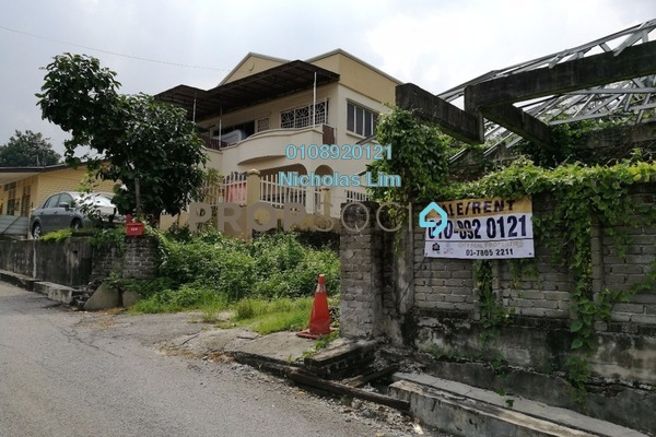 For Sale Bungalow at Salak South Garden, Sungai Besi Freehold Unfurnished 5R/4B 700k