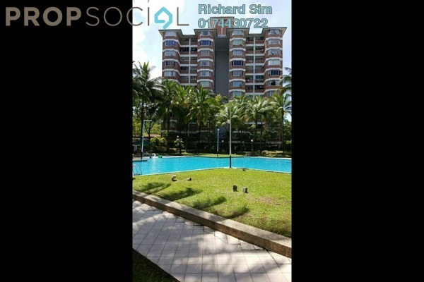For Rent Condominium at Green Acre Park, Bandar Sungai Long Freehold Semi Furnished 3R/2B 1.3k