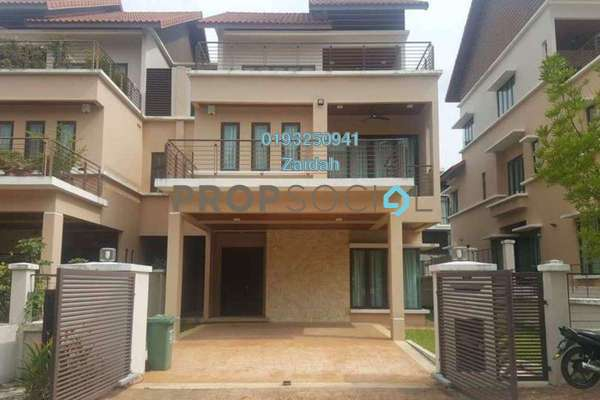 For Sale Semi-Detached at Desa Sri Hartamas, Sri Hartamas Freehold Semi Furnished 6R/6B 3.5m