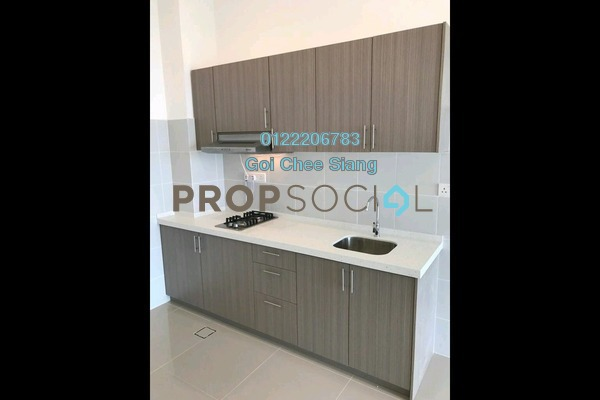 For Rent Condominium at Desa Green Serviced Apartment, Taman Desa Freehold Semi Furnished 2R/2B 1.4k