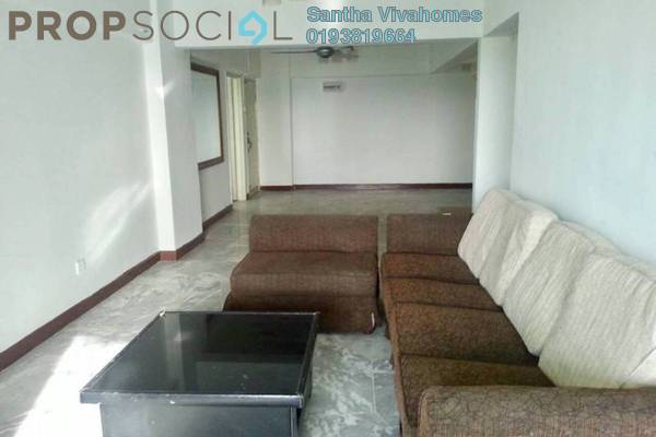 For Sale Condominium at Vantage Point, Desa Petaling Freehold Fully Furnished 3R/2B 380k