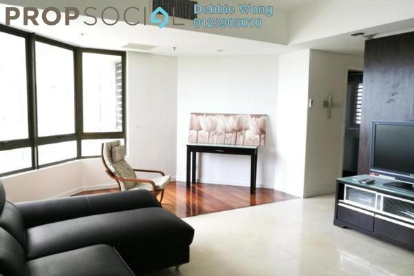 For Rent Condominium at i-Zen Kiara II, Mont Kiara Freehold Fully Furnished 3R/2B 3.9k