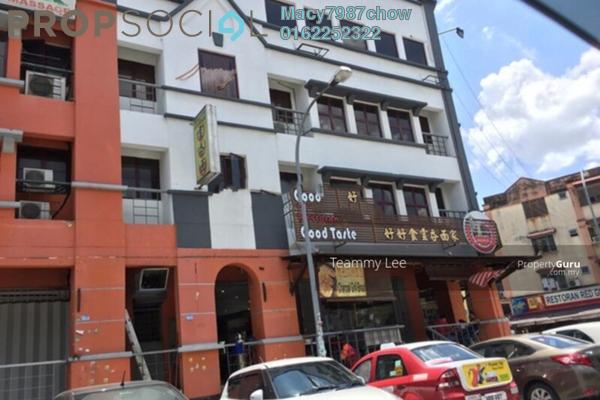 For Sale Shop at Taman Kasturi, Cheras South Freehold Unfurnished 3R/2B 255k