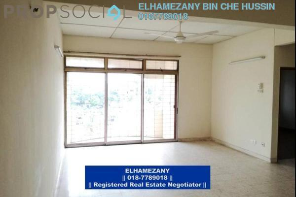For Rent Apartment at Intan Apartment, Setiawangsa Freehold Unfurnished 3R/2B 1.4k