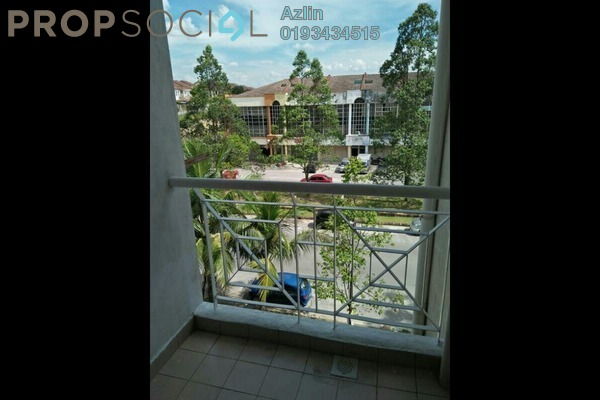 For Rent Apartment at Opal Apartment, Subang Freehold Unfurnished 3R/2B 900translationmissing:en.pricing.unit