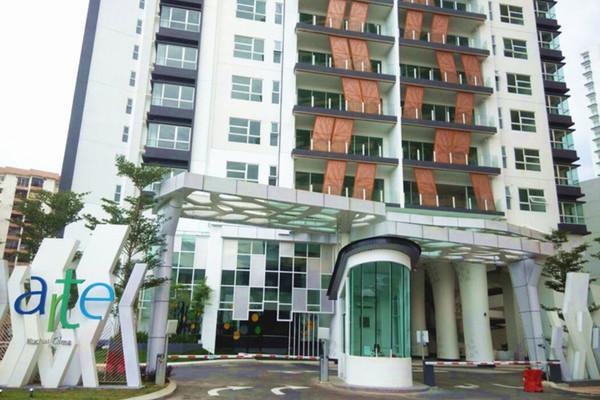 For Sale Condominium at Arte KL, Kuchai Lama Leasehold Fully Furnished 3R/3B 790k