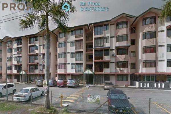 For Rent Apartment at Idaman Apartment, Bukit Mertajam Freehold Unfurnished 3R/2B 600translationmissing:en.pricing.unit