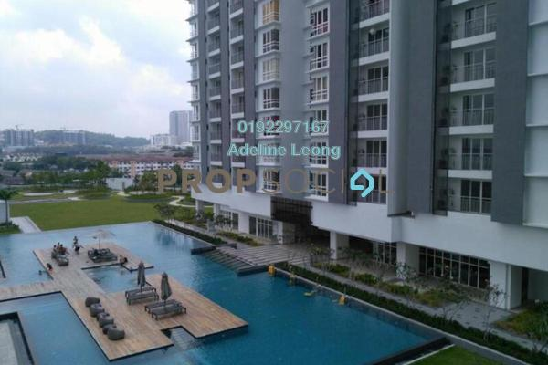 For Rent Condominium at Vina Versatile Homes, Cheras South Freehold Semi Furnished 3R/2B 2.1k
