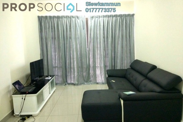 For Rent Condominium at One Damansara, Damansara Damai Leasehold Fully Furnished 3R/2B 1.6k
