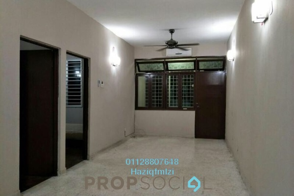 For Rent Apartment at Mahsuri Apartment, Setiawangsa Freehold Unfurnished 3R/1B 1.3k