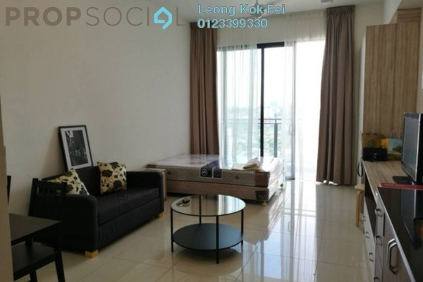 For Rent Condominium at Nadi Bangsar, Bangsar Freehold Fully Furnished 0R/1B 2.9k