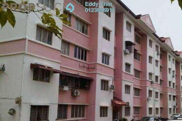 For Rent Apartment at Sri Dahlia Apartment, Bandar Puteri Puchong Freehold Unfurnished 3R/2B 700translationmissing:en.pricing.unit