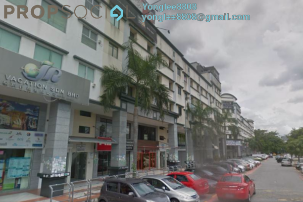 For Rent Shop at Fraser Business Park, Sungai Besi Freehold Fully Furnished 0R/0B 12.5k