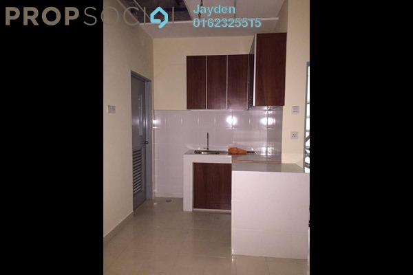 For Sale Apartment at Seri Atria Apartment, Subang Leasehold Semi Furnished 3R/2B 330k