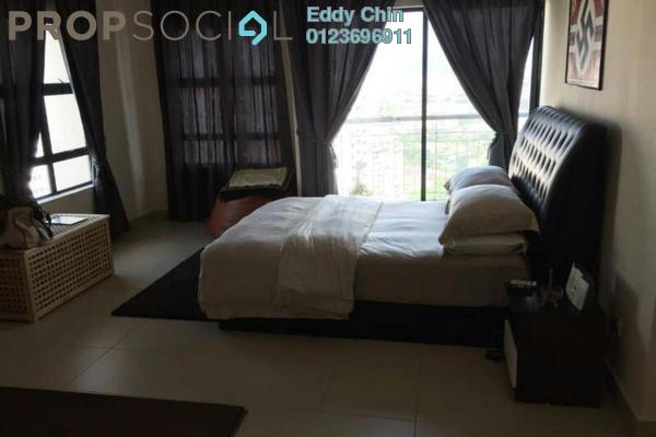 For Sale Condominium at Changkat View, Dutamas Freehold Semi Furnished 3R/2B 1.02m