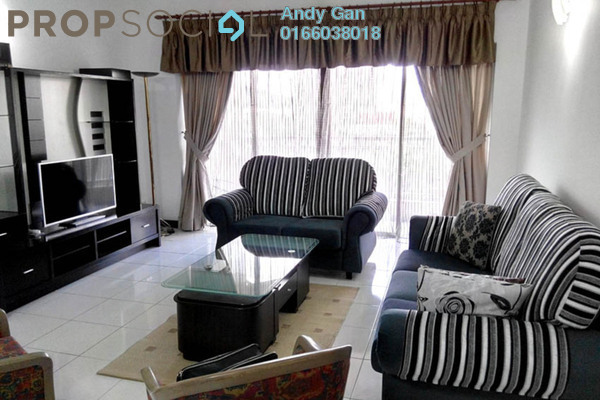 For Rent Condominium at Angkupuri, Mont Kiara Freehold Fully Furnished 2R/2B 2.6k
