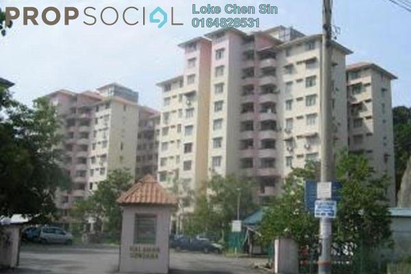 For Rent Apartment at Halaman Cendana, Bayan Baru Leasehold Semi Furnished 3R/2B 800translationmissing:en.pricing.unit