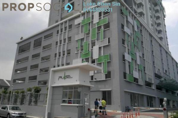 For Rent Apartment at Pulse, Gelugor Leasehold Semi Furnished 3R/2B 1.1k