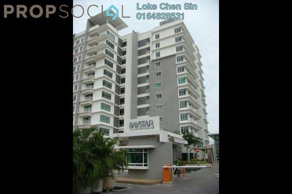 For Rent Condominium at BayStar, Bayan Indah Freehold Fully Furnished 3R/3B 3.5k