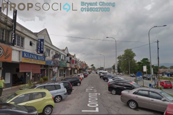 For Rent Shop at Cheras Perdana, Cheras South Freehold Unfurnished 0R/0B 3.5k