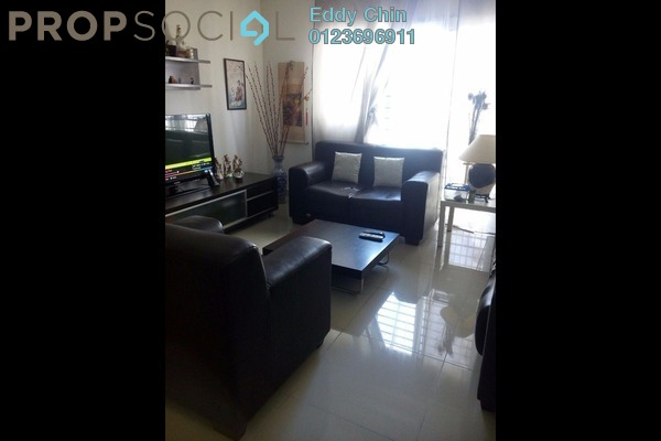 For Rent Serviced Residence at The Wharf, Puchong Leasehold Fully Furnished 4R/2B 1.8k