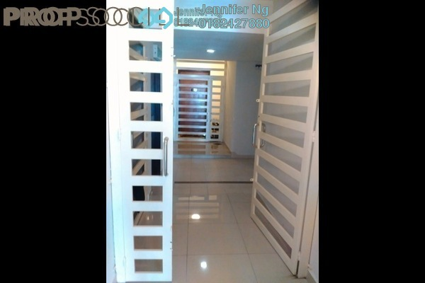 For Sale Condominium at Zen Residence, Puchong Leasehold Semi Furnished 3R/2B 500k