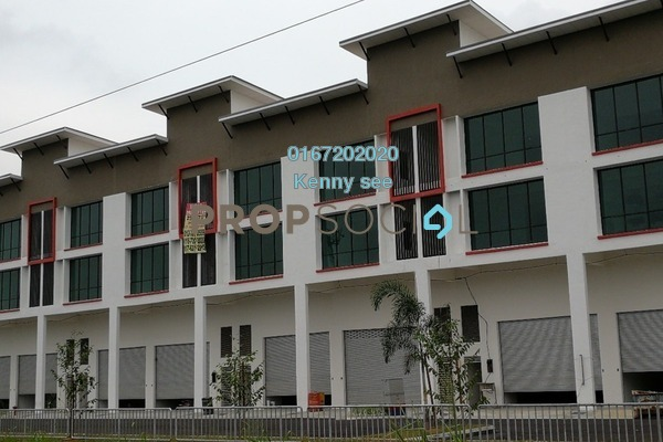 For Sale Factory at LCH Industrial Park, Klang Freehold Unfurnished 0R/0B 2.17m