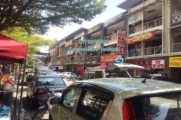 For Sale Shop at Plaza Crystalville, Setapak Leasehold Unfurnished 0R/6B 5.5m
