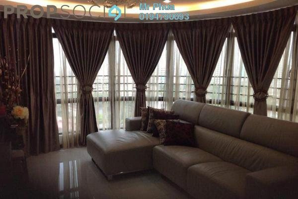 For Rent Condominium at Midlands Condominium, Pulau Tikus Leasehold Fully Furnished 3R/2B 1.8k
