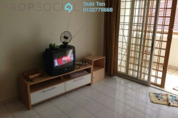 For Rent Apartment at Suria KiPark Damansara, Kepong Freehold Unfurnished 3R/2B 1.1k