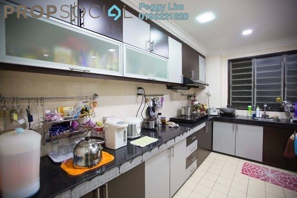 For Sale Condominium at Greenview Residence, Bandar Sungai Long Freehold Semi Furnished 4R/2B 438k
