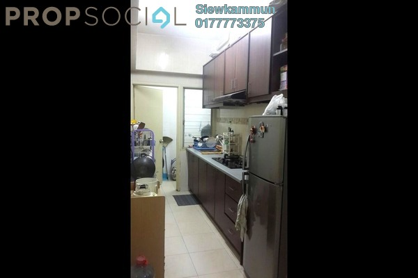 For Rent Condominium at Kepong Central Condominium, Kepong Leasehold Semi Furnished 3R/2B 1k
