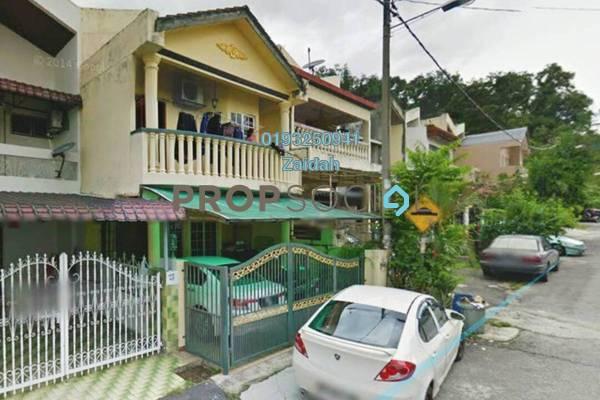 For Sale Terrace at Taman Sri Gombak, Batu Caves Freehold Unfurnished 4R/3B 600k